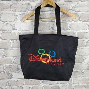 Disneyland Resort Tote Bag Embroidered Mickey